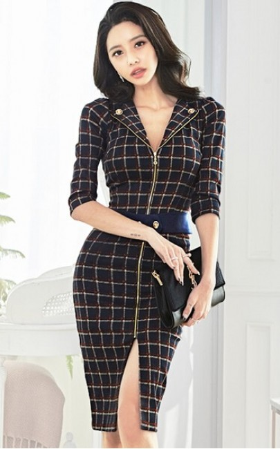 4✮- Bodycon Dress - JIFY12905