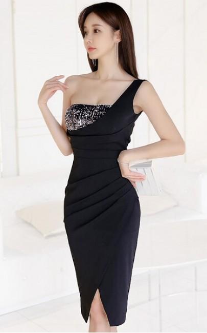4✮- Bodycon Dress - JJFS51994