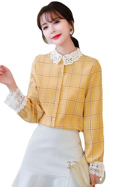 4✮- Casual Shirt - JKFS53999
