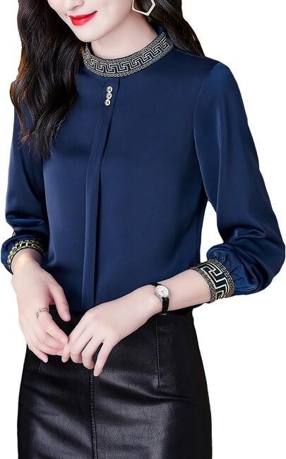 4✮- Casual Shirt - JKFS54365