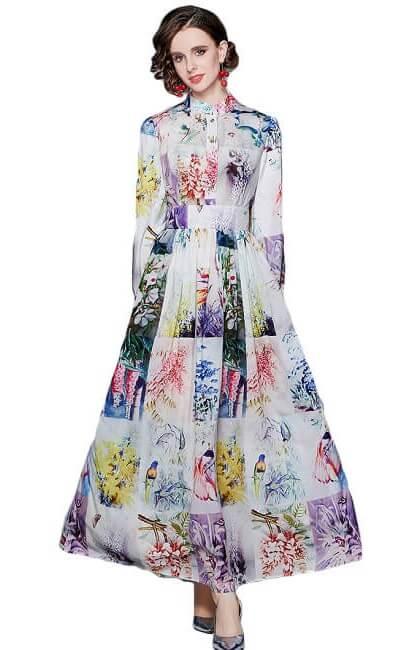 4✮- Maxi Dress - JKFS54708