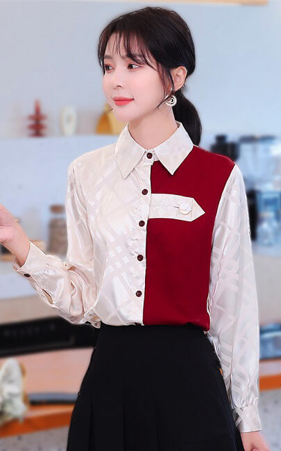 4✮- Casual Shirt - JKFS54828
