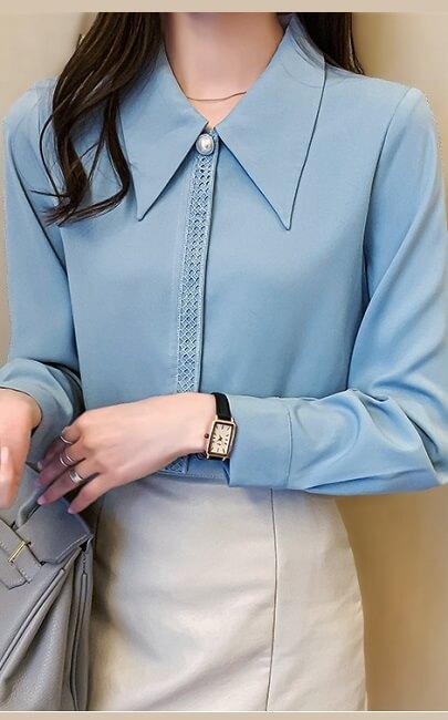 4✮- Office Shirt - JLFS55048