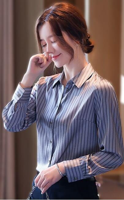 4✮- Office Shirt - JLFS55300