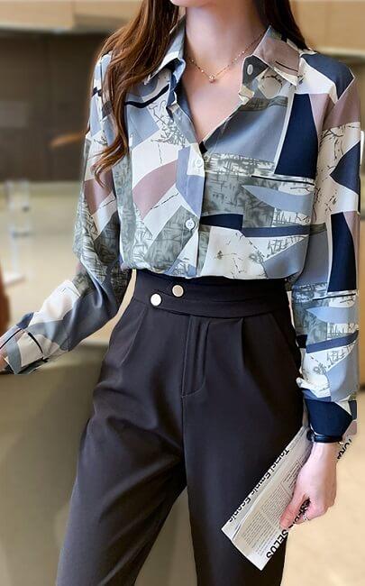 3✮- Casual Shirt - JLFS55408