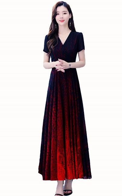 4✮- Midi Dress - JMFS56388