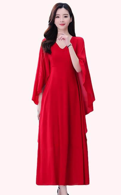 4✮- Midi Dress - JMFS56389