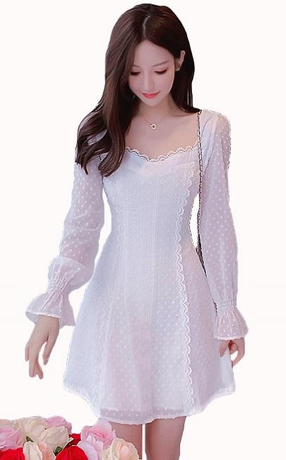 4✮- Mini Dress - JNFS56775