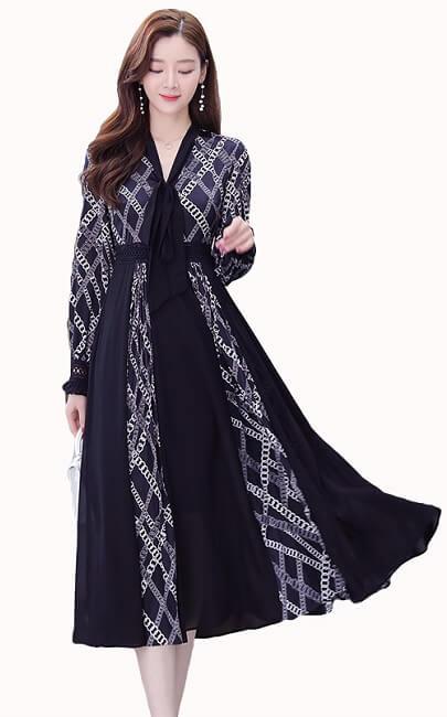 4✮- Midi Dress - JNFS57058