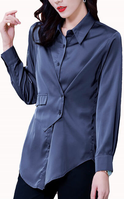 4✮- Casual Shirt - JNFS57093