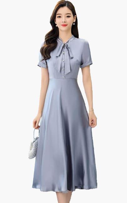 4✮- Midi Dress - JNFS57315