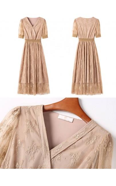 4✮- Knee Dress - JVFRS6465