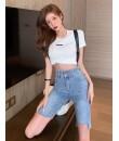 4✮- Denim Shorts - JVFRS6470