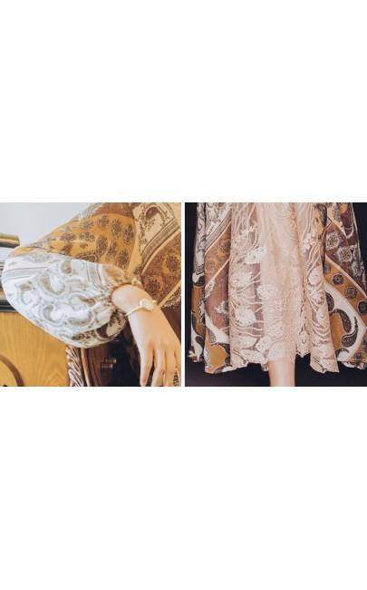 4.5✮- Midi Dress - JVFRS7167