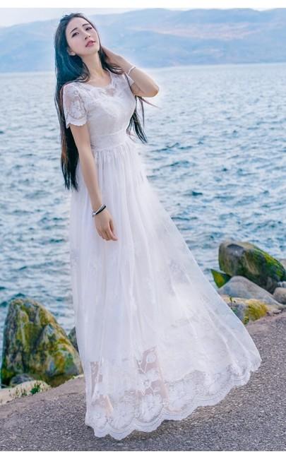 4✮- Maxi Dress - KDFKY7206