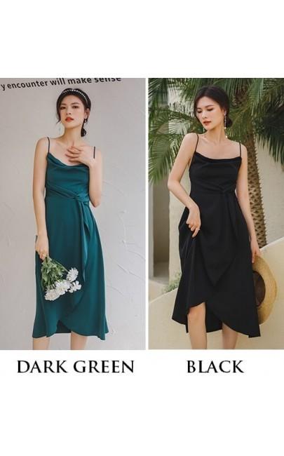 4✮- Knee Dress - KDFRS17102