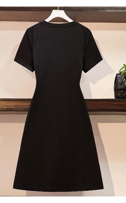 3✮- Knee Dress - KIFRS24095