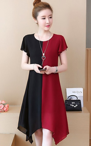 4✮- Dress (Plus) - ZFFT82424