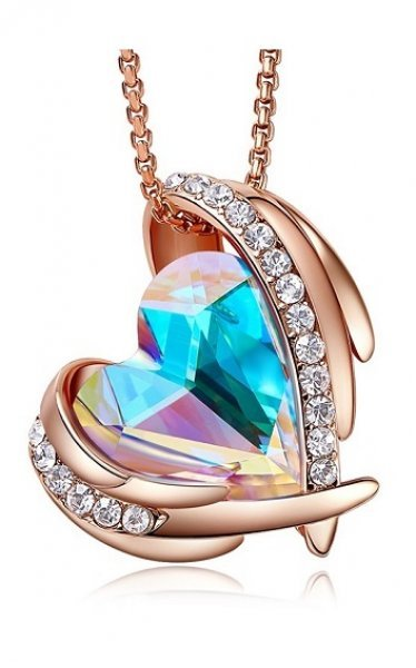 Crystal - Necklace - CDJB1751