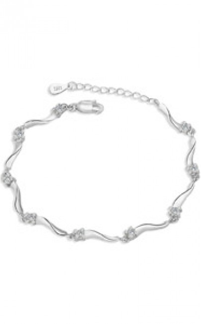 Silver - Bracelet - YJJ005