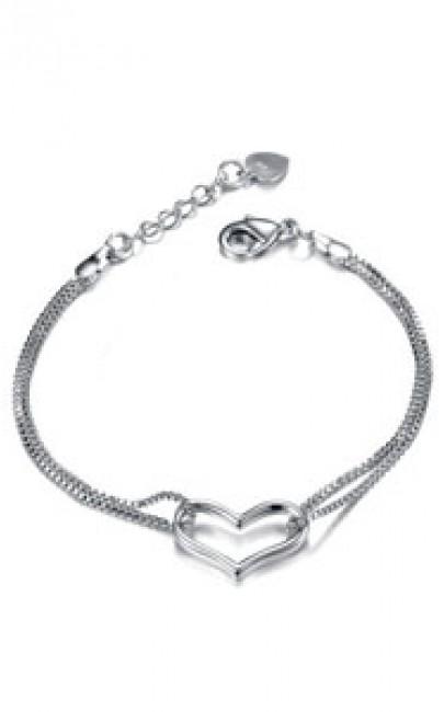 Silver - Bracelet - YJJ012