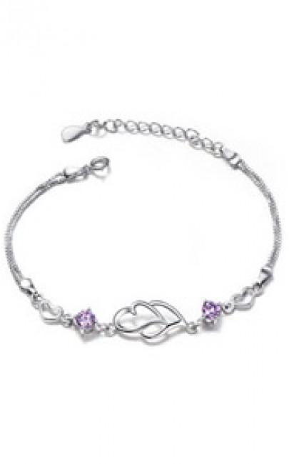 Silver - Bracelet - YJJ017