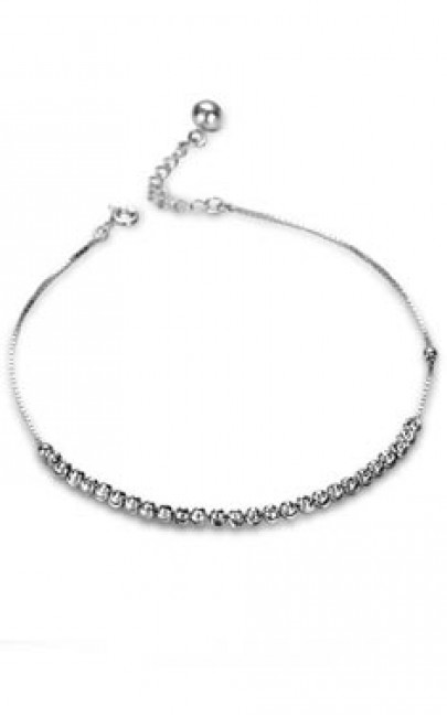 Silver - Anklet/Bracelet - YJJ039