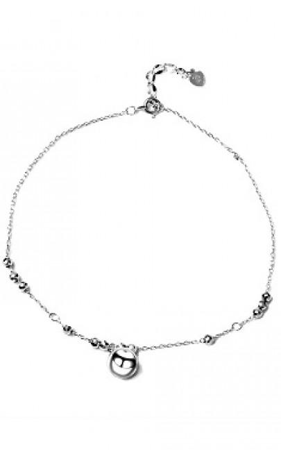 Silver - Anklet - YJJ054
