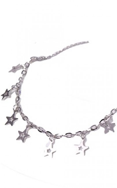 Silver - Bracelet - YJJ055