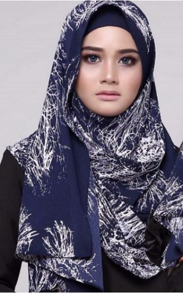 Tudung - Shawl / Instant Hijab - MLRBTJ0311