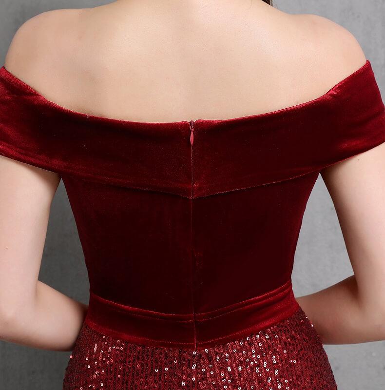 4.5✮- Mermaid Maxi Dress - FKLE18511