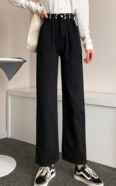 4✮- Denim Pants - IXFS39680