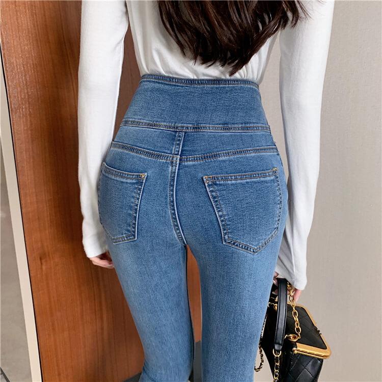 4✮- Denim Pants - JDFS46174