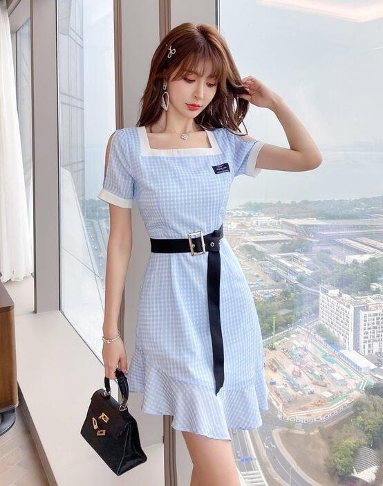 4✮- Mini Dress - JYFRS11080