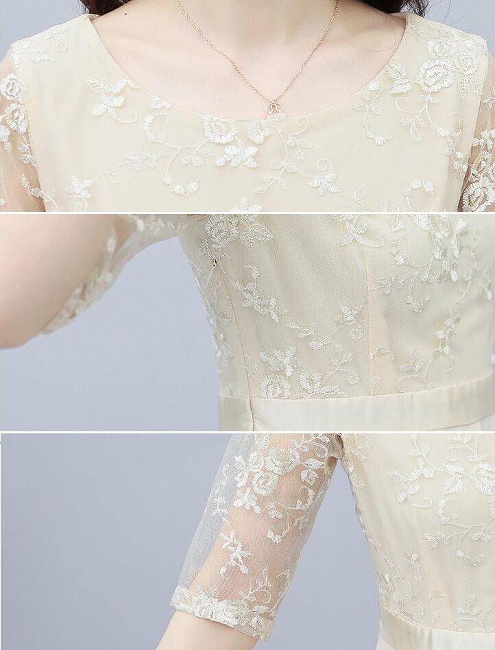 4✮- Midi Dress - JYFRS9952