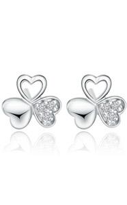 Silver - Earring - YJJ007