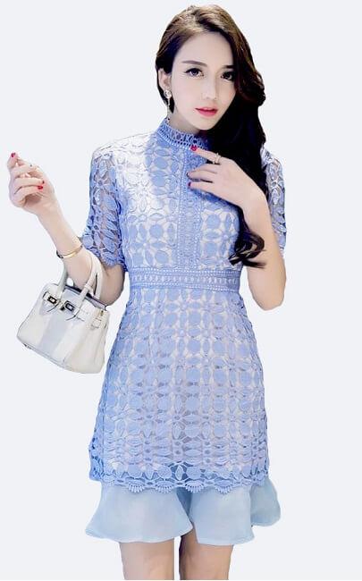 4✮- Bodycon Dress - R001