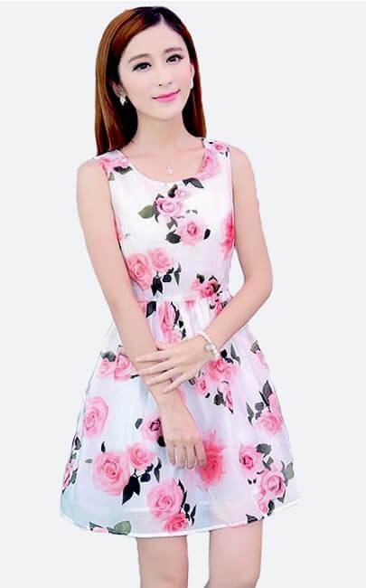 3✮- Mini Dress - R004